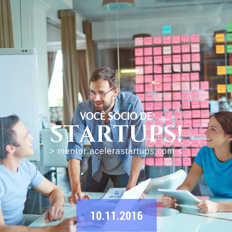 Mentor de startups